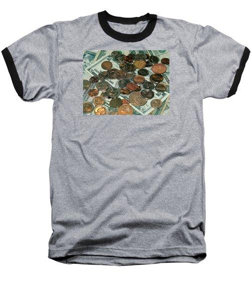 Small Change Baseball T-Shirt
