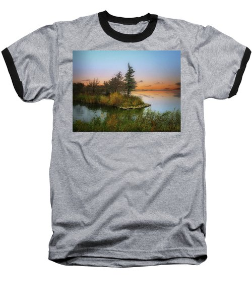 Small Island Baseball T-Shirt
