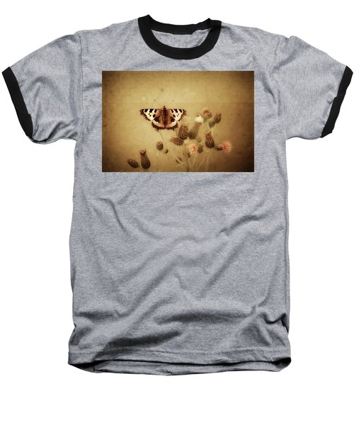 Small Tortoiseshell Baseball T-Shirt