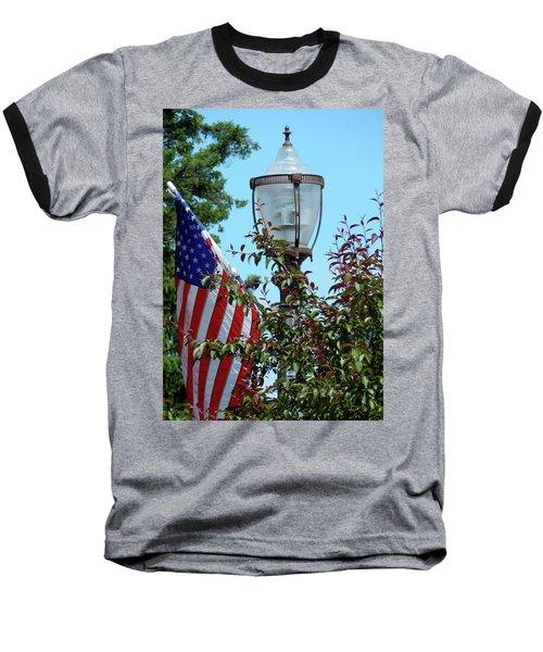 Small Town Anywhere Usa Baseball T-Shirt