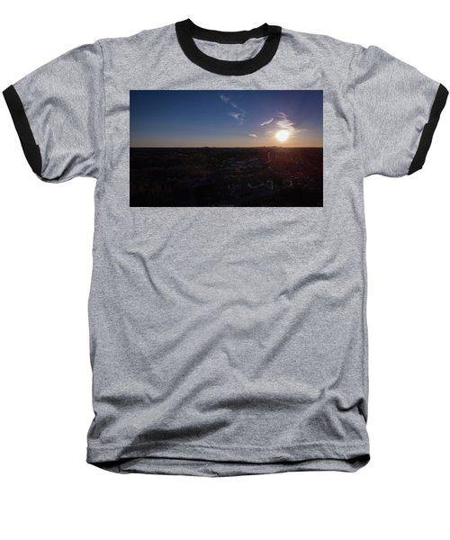 Small Town Sun Baseball T-Shirt