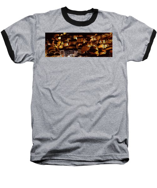 Small Village Baseball T-Shirt