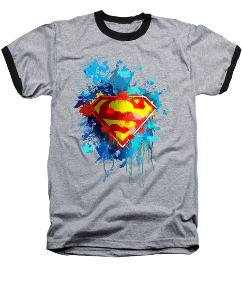 Smallville Baseball T-Shirt