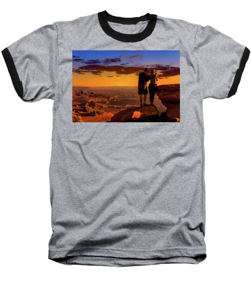 Smartphone Photo Opportunity Baseball T-Shirt