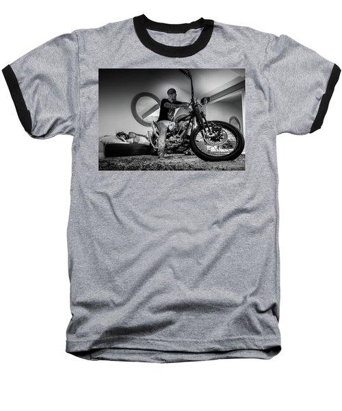 Smile Of Approval- Baseball T-Shirt