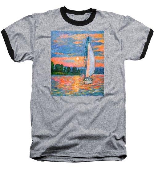 Smith Mountain Lake Baseball T-Shirt