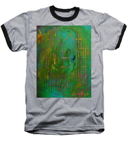 Smog Baseball T-Shirt