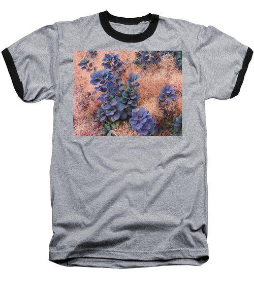 Smoke Bush Baseball T-Shirt