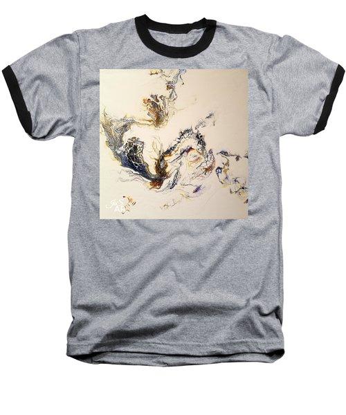 Smoke Baseball T-Shirt