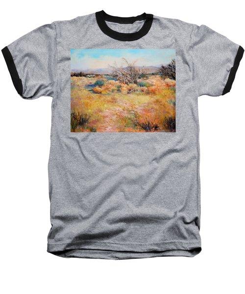 Smokey Day Baseball T-Shirt