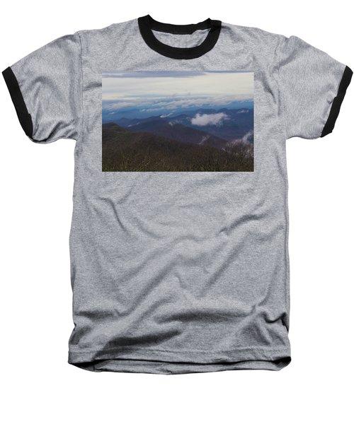 Smokey Mountains 5 Baseball T-Shirt