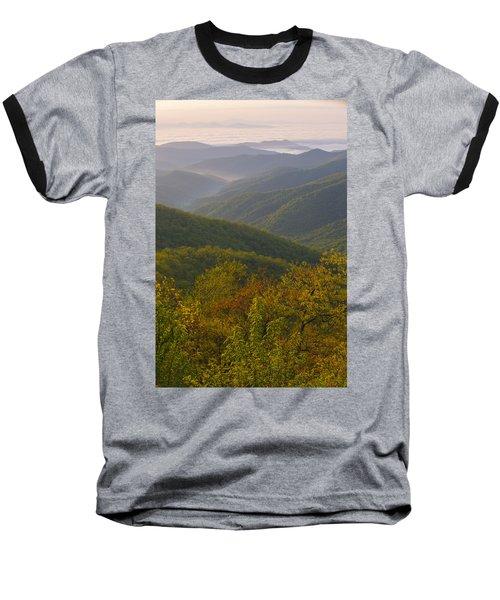 Smokey Mountains Baseball T-Shirt