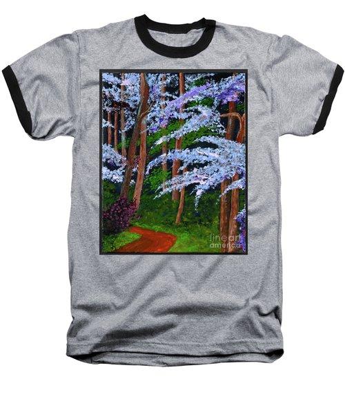 Smokey Mtn. Trail Baseball T-Shirt