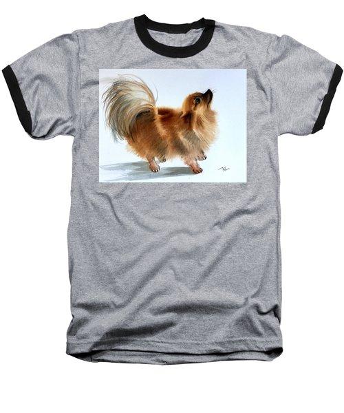 Smokey2 Baseball T-Shirt