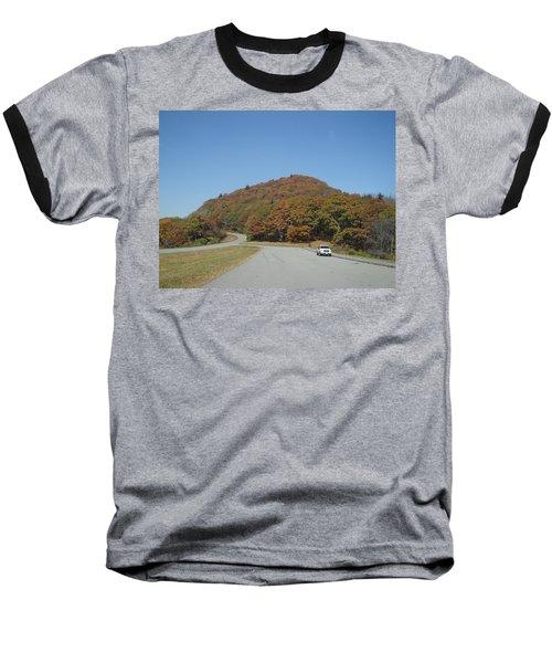 Smokies 10 Baseball T-Shirt by Val Oconnor