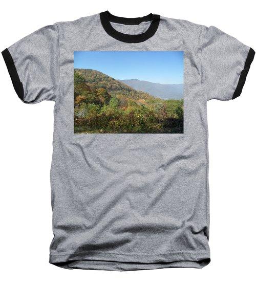 Smokies 11 Baseball T-Shirt by Val Oconnor