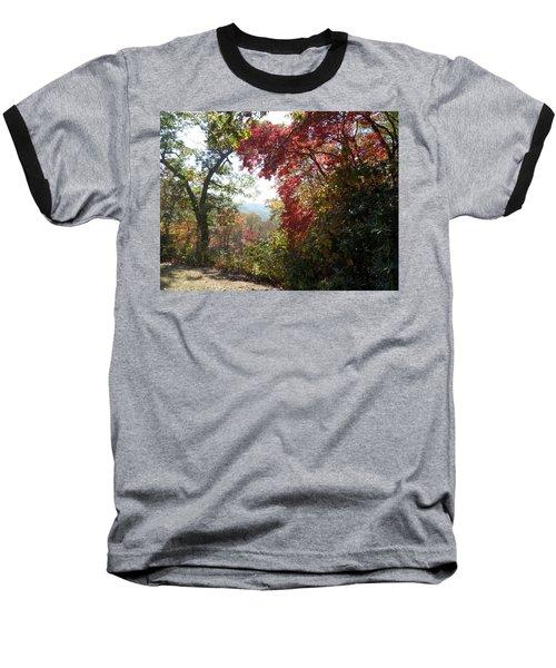 Smokies 13 Baseball T-Shirt by Val Oconnor