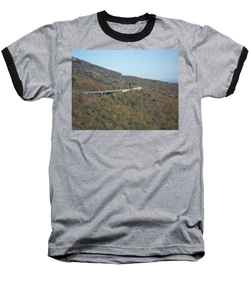 Smokies 17 Baseball T-Shirt by Val Oconnor