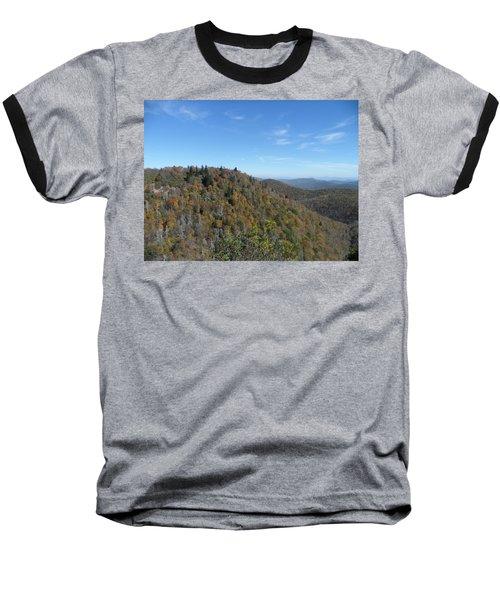 Smokies 7 Baseball T-Shirt by Val Oconnor