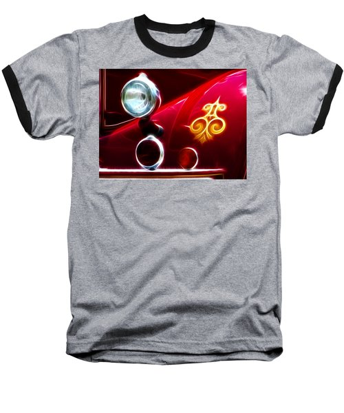 Smoking Hot Baseball T-Shirt