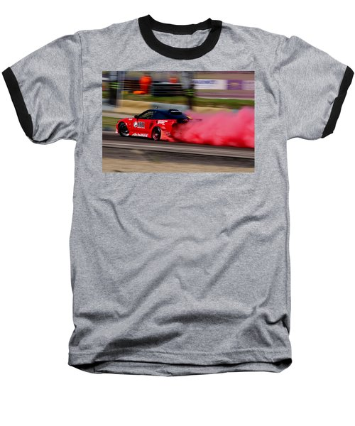 Smoking Red 2 Baseball T-Shirt