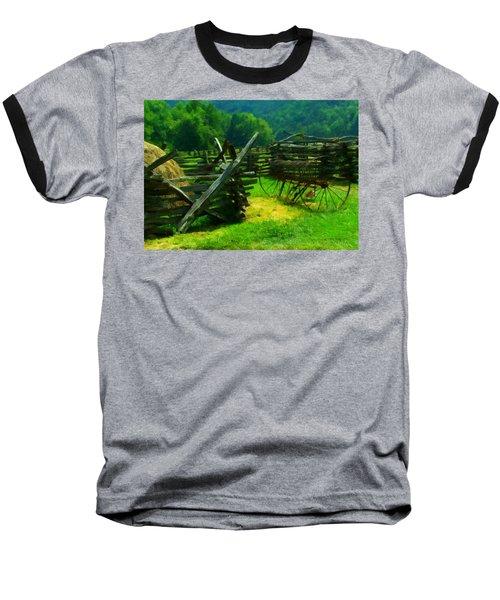 Smoky Mountain Farm 1900s Baseball T-Shirt