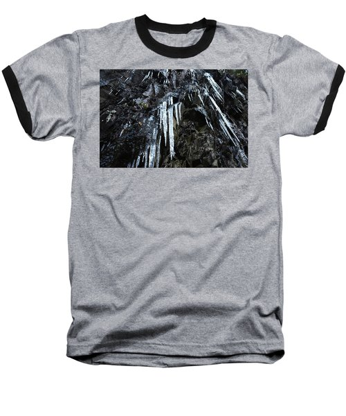 Smoky Mountain Ice Baseball T-Shirt