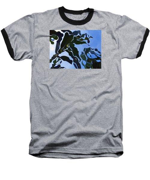 Smooth Bamboos Baseball T-Shirt by Tina M Wenger