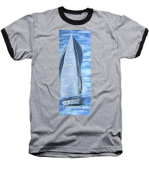 Smooth Sailing Baseball T-Shirt