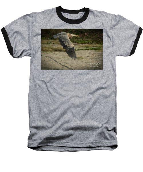Smooth Sailing Wildlife Art By Kaylyn Franks Baseball T-Shirt