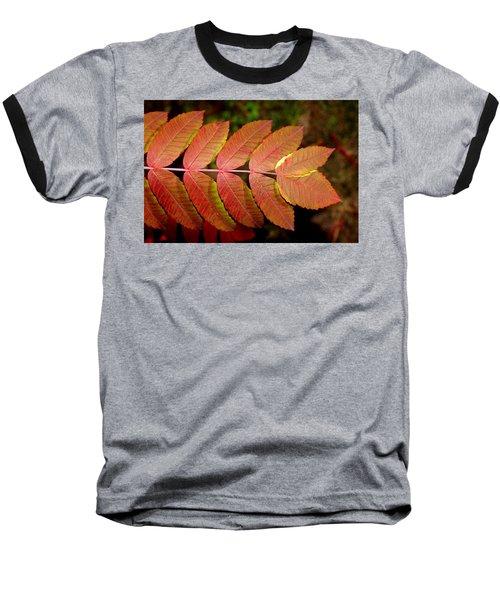 Smooth Sumac Baseball T-Shirt