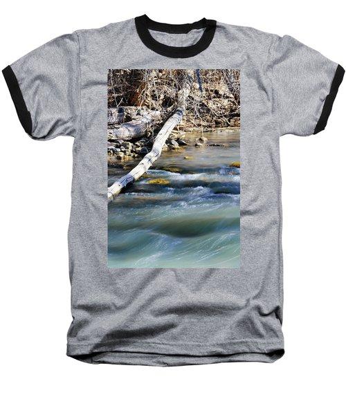 Smooth Water Baseball T-Shirt