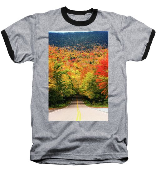 Smuggler's Notch Baseball T-Shirt