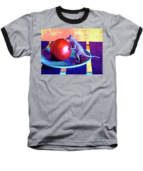 Snack Attack Baseball T-Shirt