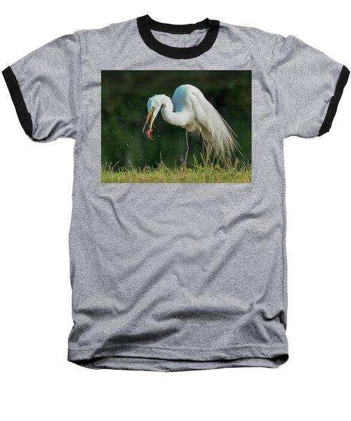 Snack Baseball T-Shirt