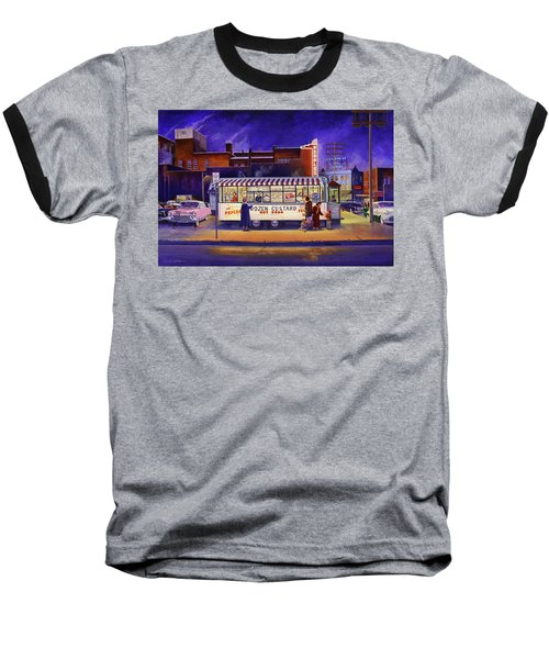 Snack Wagon Baseball T-Shirt