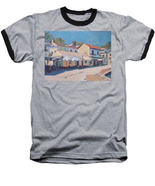 Snackbar Europe Loggos Baseball T-Shirt
