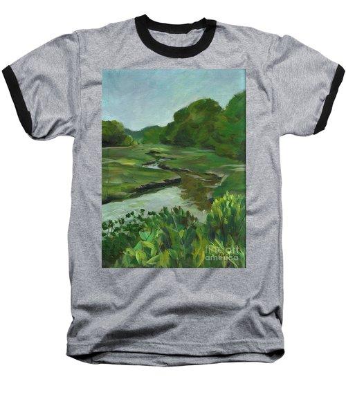 Snake Like Creek I Me Baseball T-Shirt