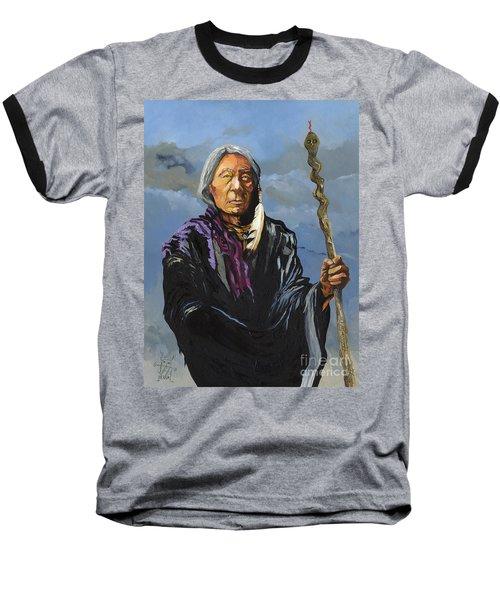 Snake Medicine Baseball T-Shirt