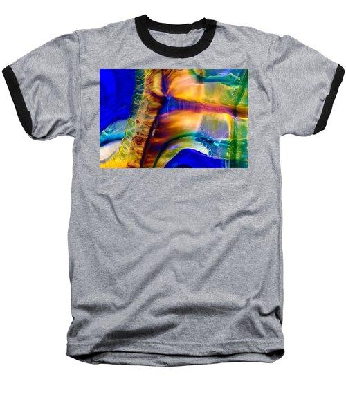 Snakeskin Goddess Baseball T-Shirt