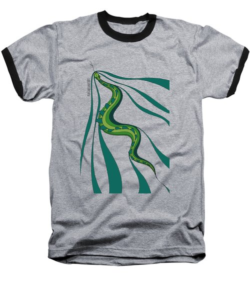 snakEVOLUTION I Baseball T-Shirt