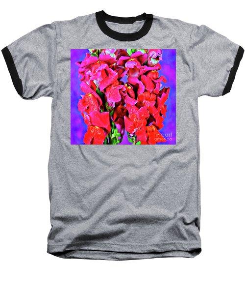 Snapdragon 18-6 Baseball T-Shirt