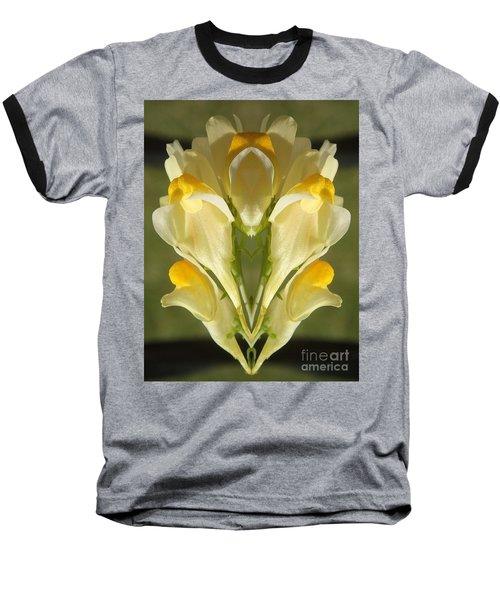 Snappy Bouquet Baseball T-Shirt by Christina Verdgeline