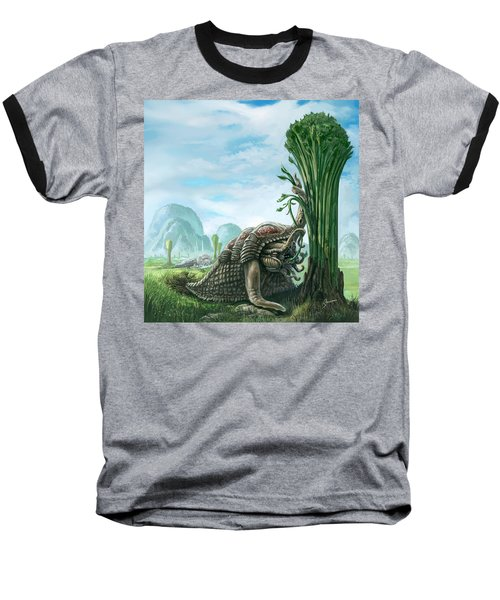Snelephant Baseball T-Shirt