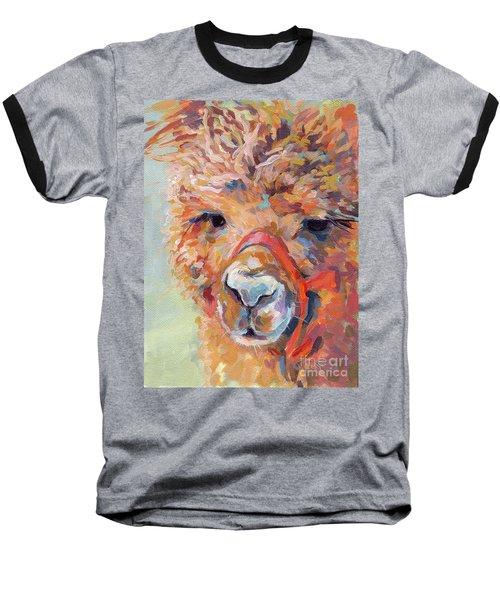 Snickers Baseball T-Shirt by Kimberly Santini