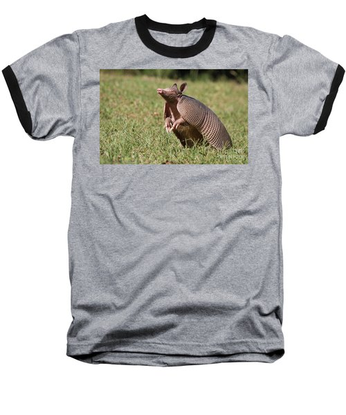 Sniffing The Air Baseball T-Shirt