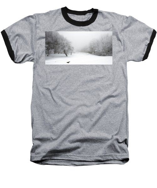 Snow Bound 2014 Baseball T-Shirt