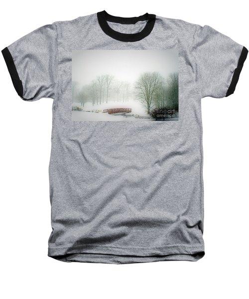 Snow Bridge Baseball T-Shirt