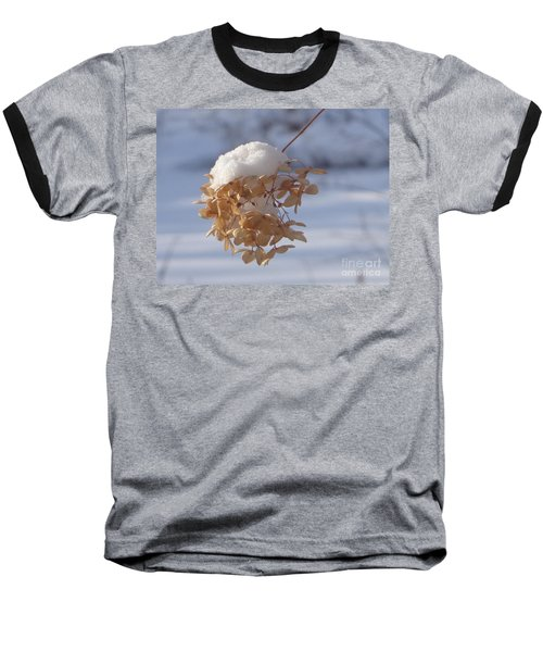 Snow-capped II Baseball T-Shirt