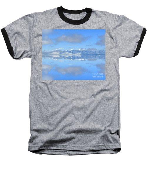 Snow Caps Baseball T-Shirt